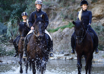 Ruta a caballo en marbella Horse trekking (7)