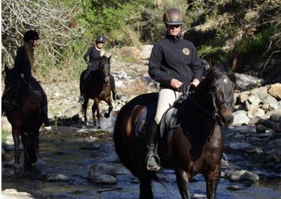 Ruta a caballo en marbella Horse trekking (9)